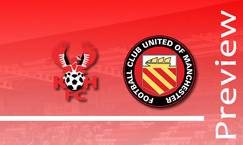 Preview: Harriers v FC United of Manchester