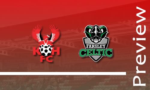 Preview: Harriers v Farsley Celtic