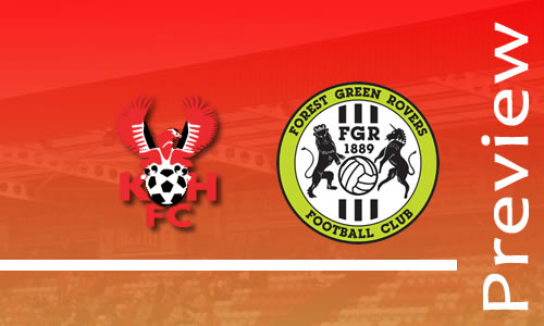Preview: Harriers v Forest Green Rovers