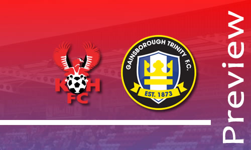 Preview: Harriers v Gainsborough Trinity