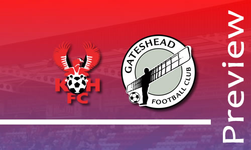 Preview: Harriers v Gateshead