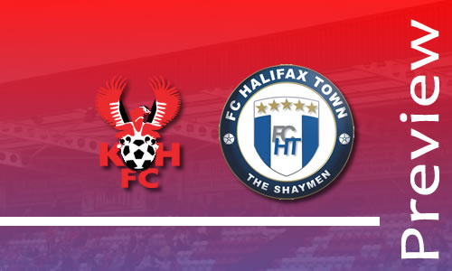 Preview: Harriers v FC Halifax Town