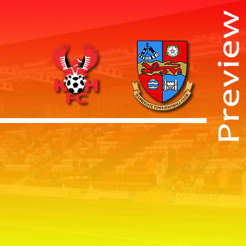 Preview: Harriers v Harrogate Town