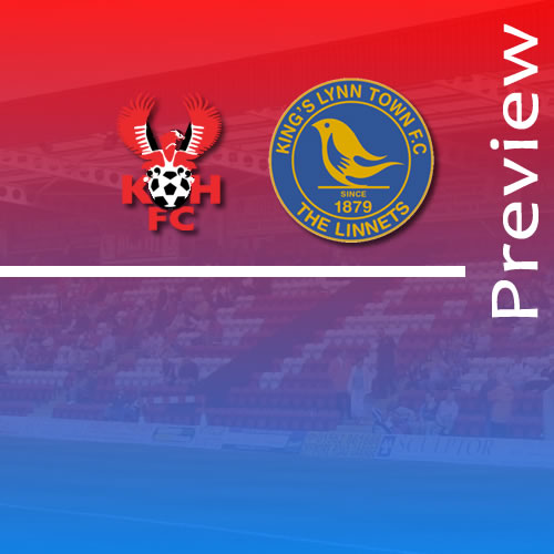 Preview: Harriers v Kings Lynn