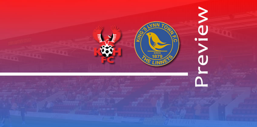 Preview: Harriers v King's Lynn Town