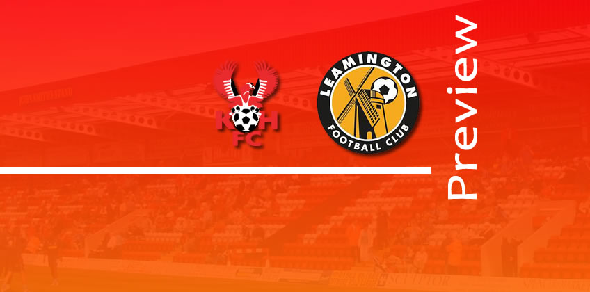 Preview: Harriers v Leamington