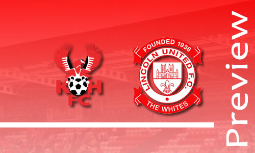 Preview: Harriers v Lincoln United