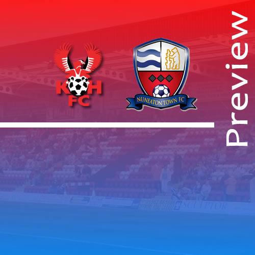 Preview: Harriers v Nuneaton Town