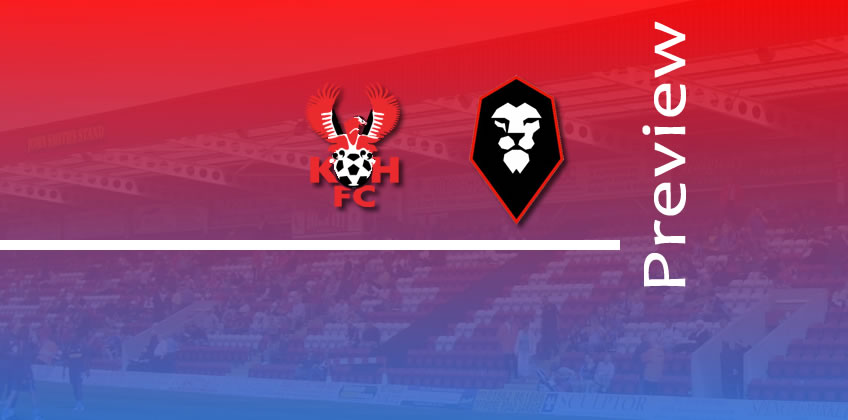 Preview: Harriers v Salford City