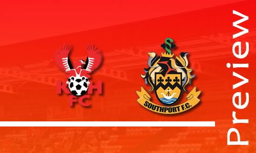 Preview: Harriers v Southport