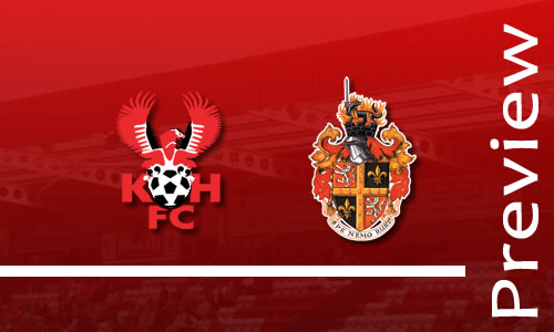 Preview: Harriers v Spennymoor Town