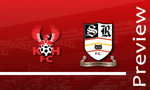 Preview: Harriers v Stafford Rangers