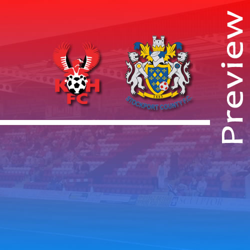 Preview: Harriers v Stockport County