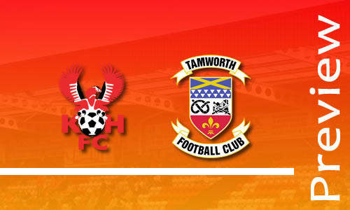 Preview: Harriers v Tamworth (FA Cup)