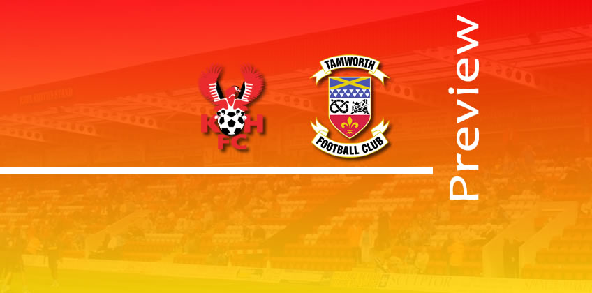 Preview: Harriers v Tamworth