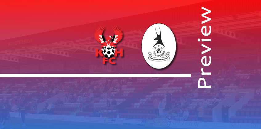 Preview: FA Trophy - Harriers v AFC Telford United