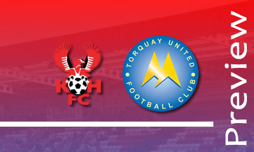 Preview: Harriers v Torquay United