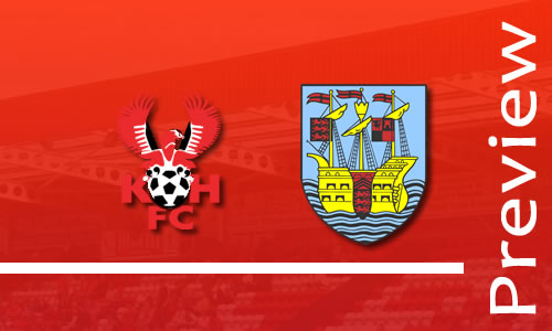 Preview: Harriers v Weymouth