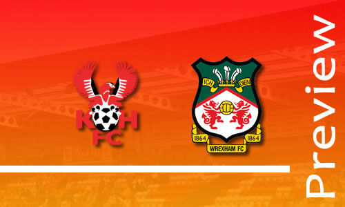 Preview: Harriers v Wrexham