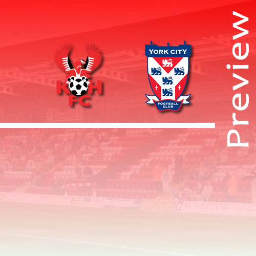 FA Trophy Preview: Harriers v York City