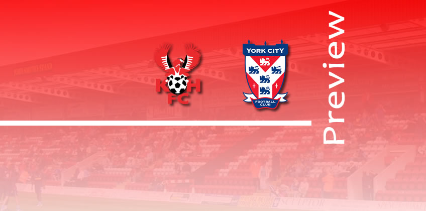 Preview: Harriers v York City