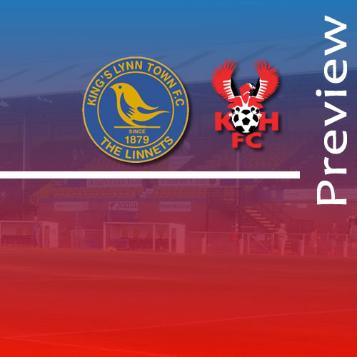 Preview: Kings Lynn Town v Harriers