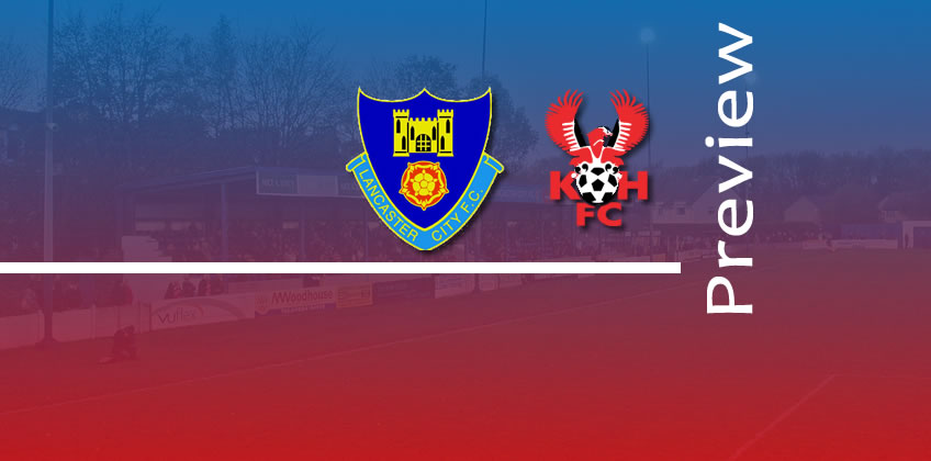 Preview: Lancaster City v Harriers
