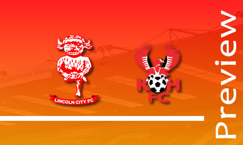 Preview: Lincoln City v Harriers