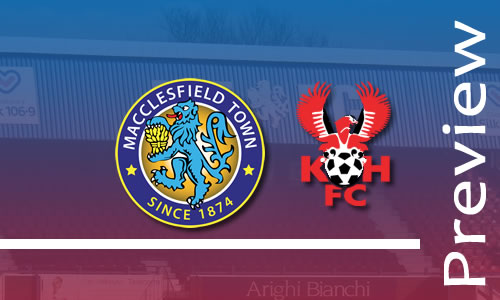 Preview: Macclesfield Town v Harriers