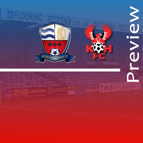 Preview: Nuneaton Town v Harriers
