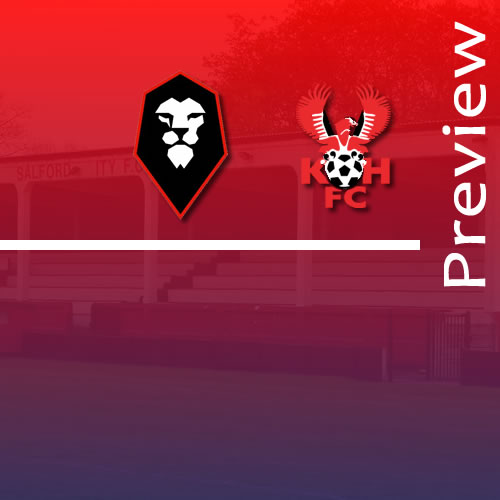 Preview: Salford City v Harriers
