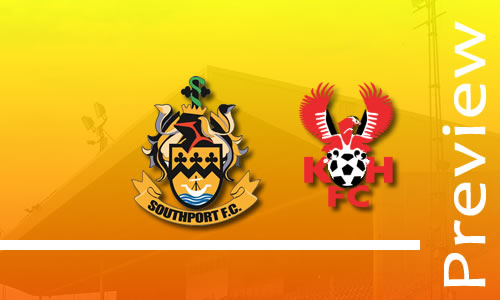 Preview: Southport v Harriers