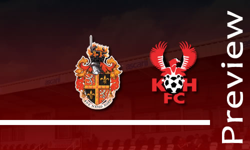 Preview: Spennymoor Town v Harriers