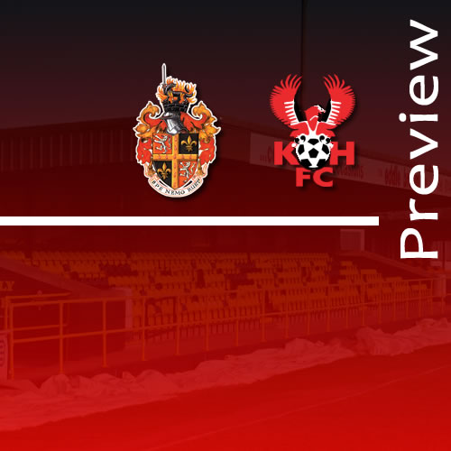 Preview: Spennymoor v Harriers