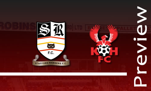 Preview: Stafford Rangers v Harriers