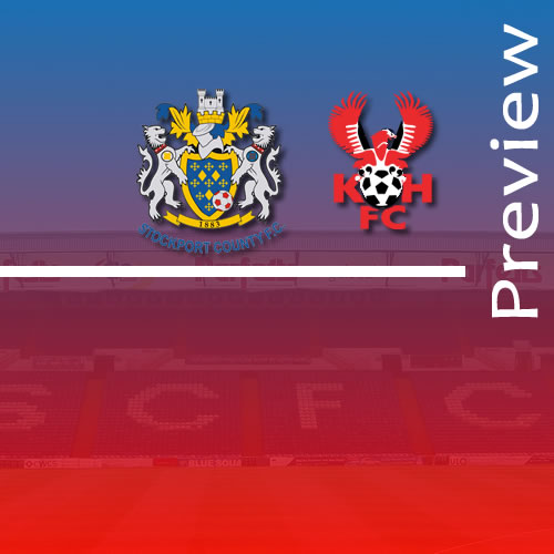 FA Trophy Preview: Stockport County v Harriers
