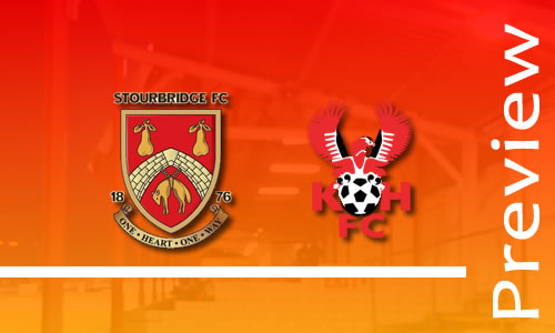 FA Trophy Preview: Stourbridge v Harriers
