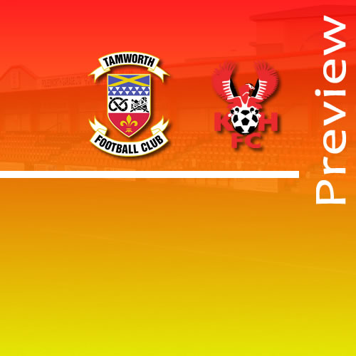 Preview: Tamworth v Harriers