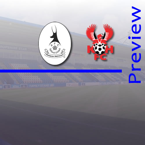 Preview: AFC Telford United v Harriers