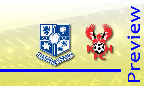 Preview: Tranmere Rovers v Harriers