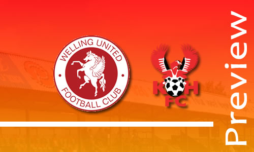 Preview: Welling United v Harriers