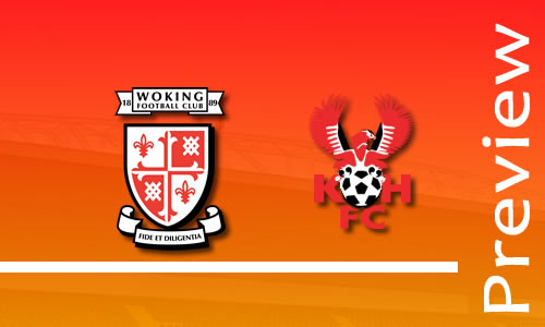 Preview: Woking v Harriers