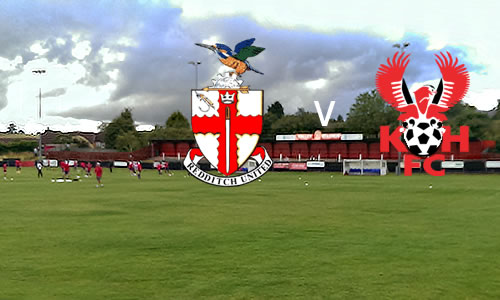 County Cup Defence Ends On Penalties: Redditch United 1-1 Harriers Reserves