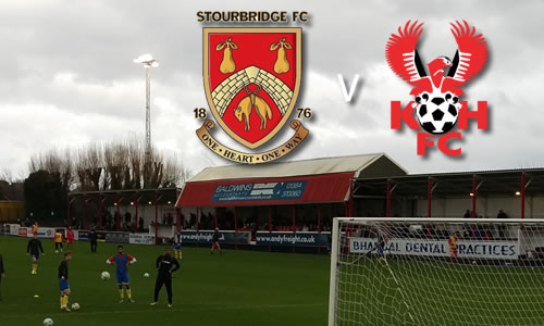 Another Cup Embarrassment: Stourbridge 2-1 Harriers