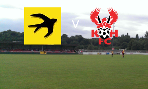 Mixed Fortunes In Pre-Season Games: Stourport Swifts 1-0 Harriers