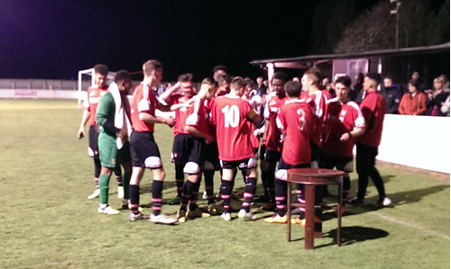 Youth Team Make It A County Cup Double: Harriers Youth 4-0 Lye Town Youth