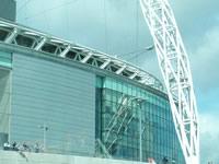 Stadium Frontage